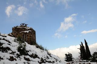 Aydos Kalesi Kuzey Burçları Sultanbeyli