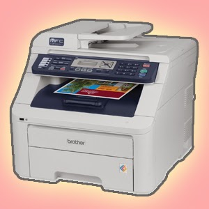 Brother MFC-9320CW Multifunction Laser Printer Features and Specifications