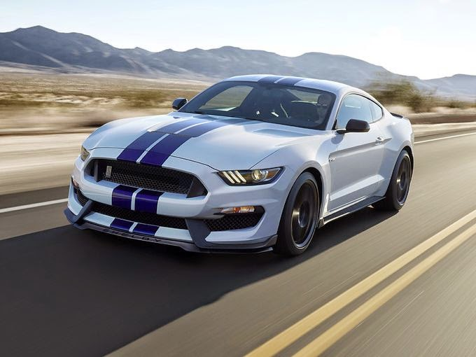 Ford to Sell First Shelby GT350 Mustang to Benefit JDRF