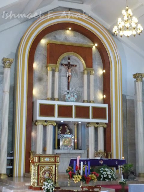 Marine Barracks Chapel altar