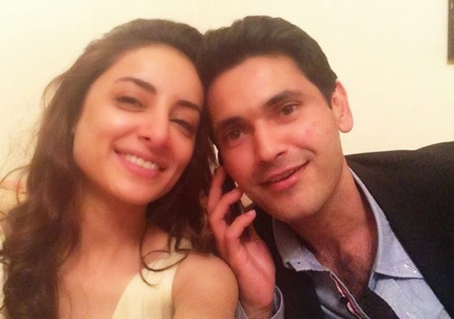 Actress Sarwat Gillani With Fahad Mirza Getting Marriege This Month.