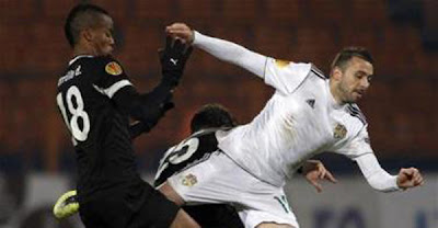 FC Vaslui 1 - 0 Sporting Lisbon