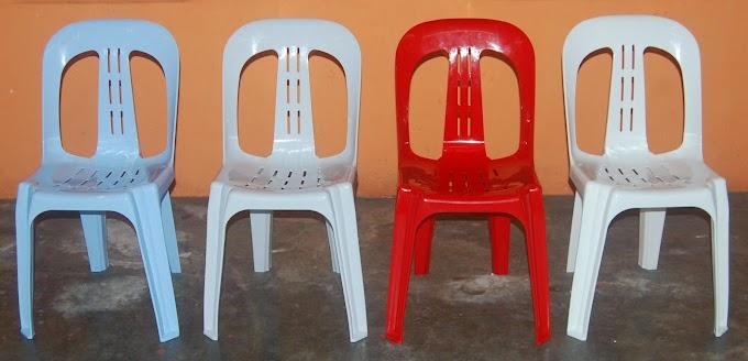 Kerusi Plastik | Plastic Chairs