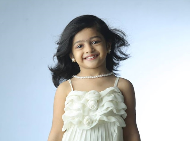 Baby Akshara Kishor- Balachandrika in Karutha muthu