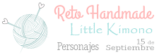 Reto 'Handmade' de Little Kimono hasta el 15 de septiembre