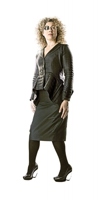 Down The Rabbit Hole Whovember Dress Like... River Song