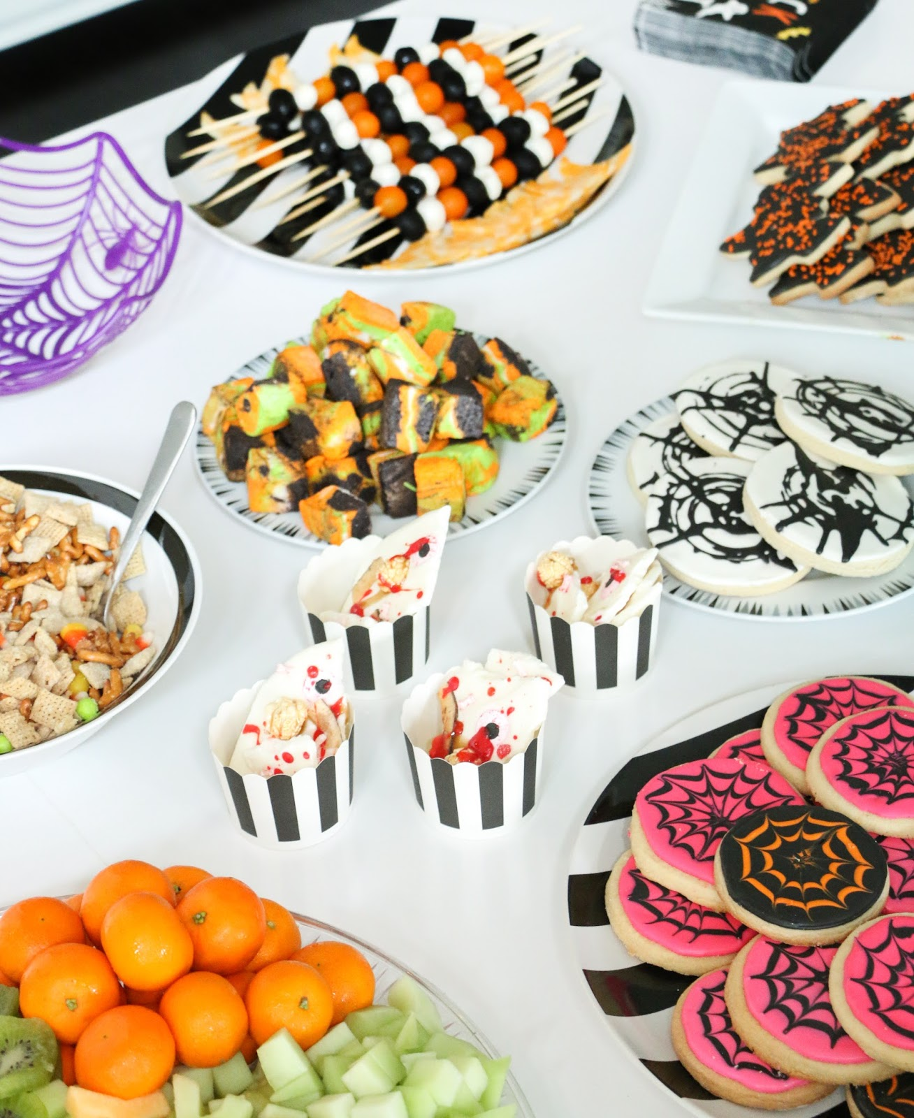 A Kailo Chic Life: Halloween Party Recap - The Food