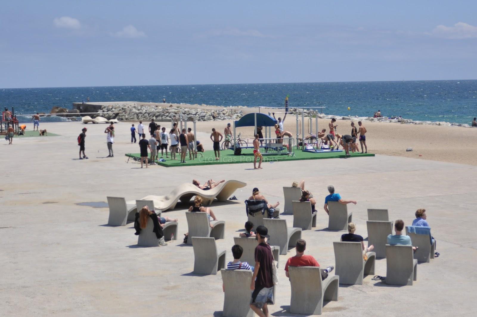 Barcelona-Playa