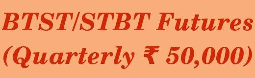 BTST/STBT Futures