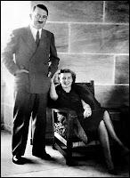 Adolf Hitler e Eva Braun