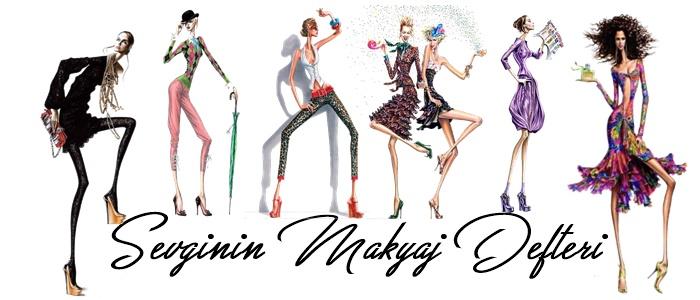 Sevginin Makyaj Defteri  » Makyaj ve Kozmetik Blogu
