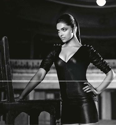 Deepika Padukone Sensuous Catwoman Avatar HD Photoshoot