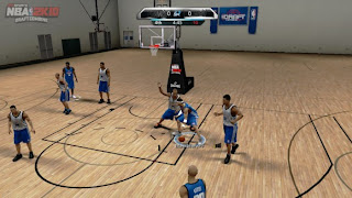 Telecharger NBA 2k10 Psp