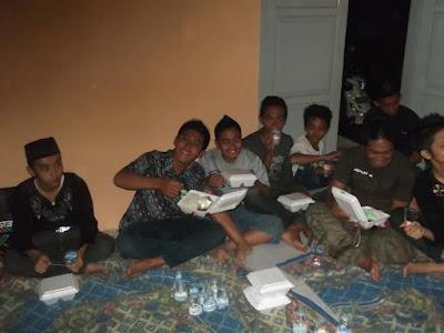 Kegiatan Pemuda Desa Gunungwuled - Purbalingga