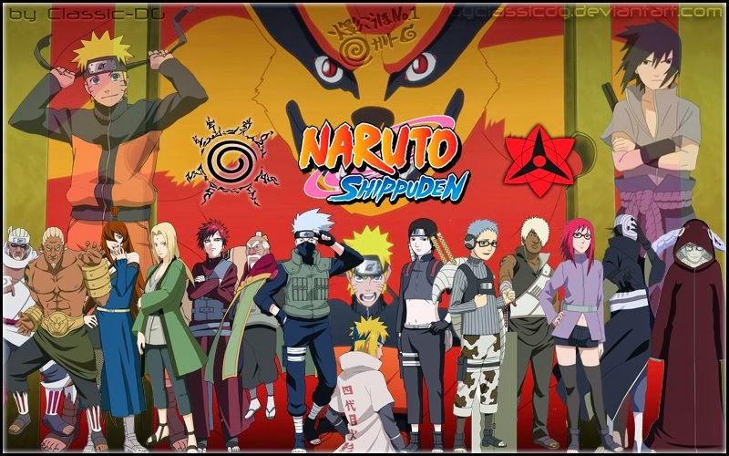 Download Film Anime Naruto Shippuden Bahasa Indonesia Komplit Episode