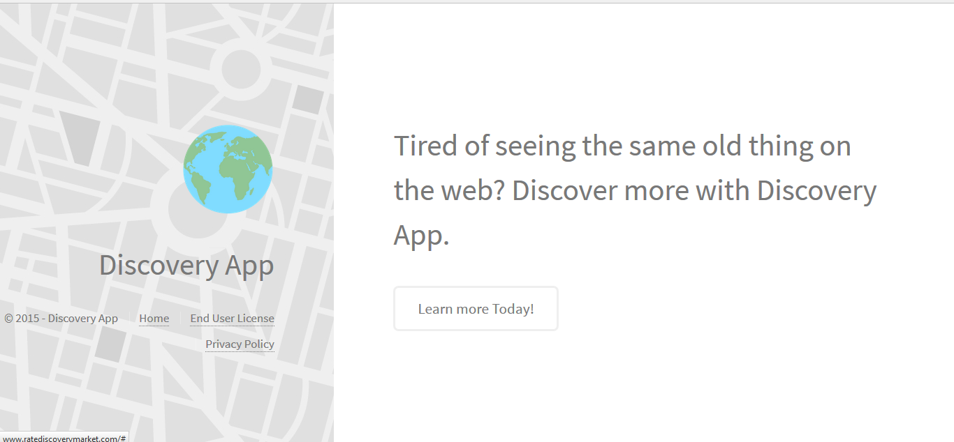 MyPcCareSolutions: How to get rid of Discovery App Browser Extension from windows PC