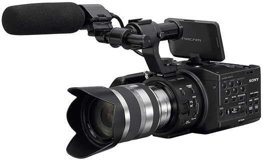 sony nex fs100 download pdf manual