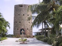 Blackbeard's Castle, St Thomas US Virgin Islands