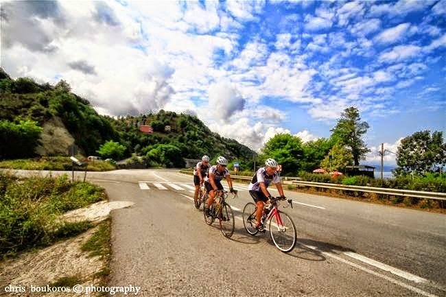 Ολοκληρώνεται η έκθεση με τις φωτογραφίες των ποδηλατών στην Παναγία Σουμελά της Τραπεζούντας