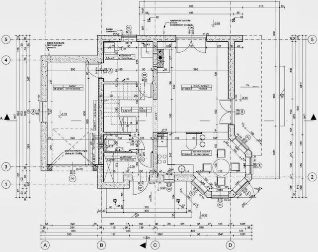schite case, plan casa moderna