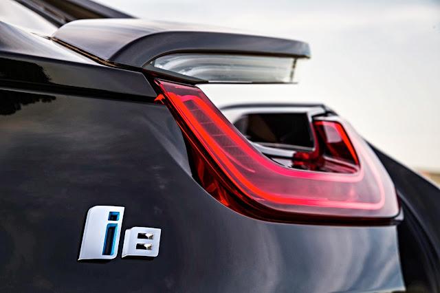 [Update: Price] BMW i8: The Full Skinny on BMW's Super Green Supercar