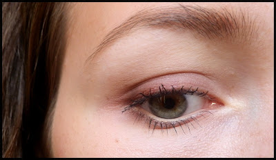 make-up prune yeux verts