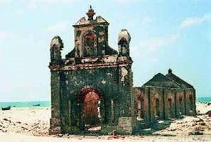 Dhanushkodi Rameshwaram India