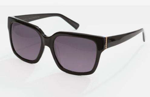 Rebajas SS 2015 complementos gafas de sol cuadradas negras