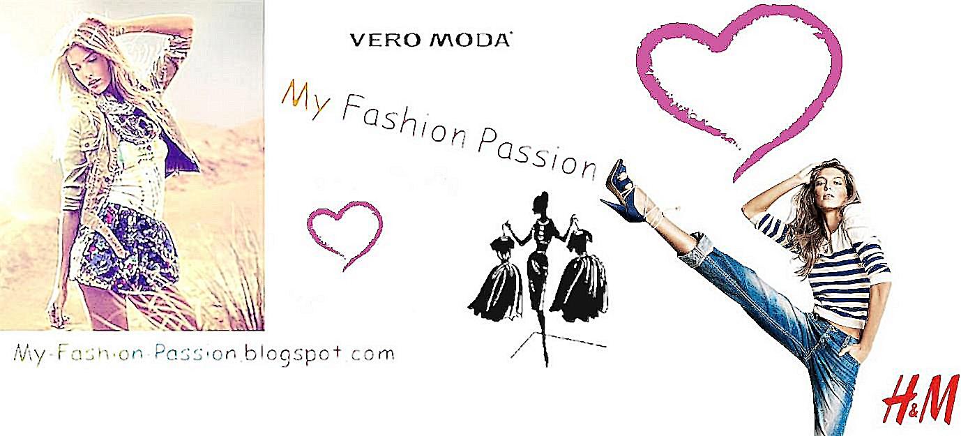 Fashion? It's my life!!!
