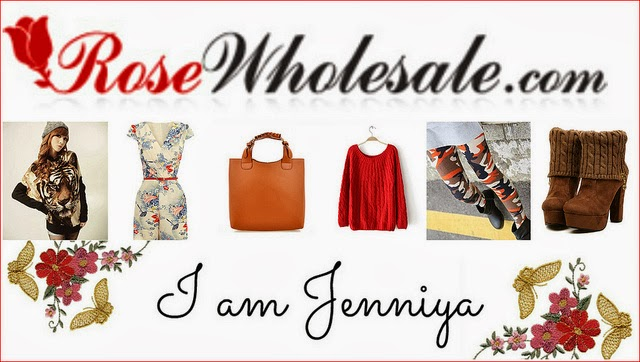 I Am Jenniya: Rosewholesale Giveaway