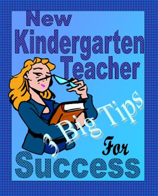 New Kindergarten Teacher - Tips for Success