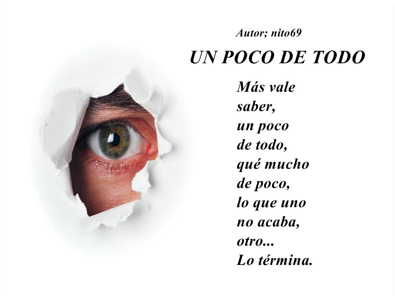 UN POCO DE TODO
