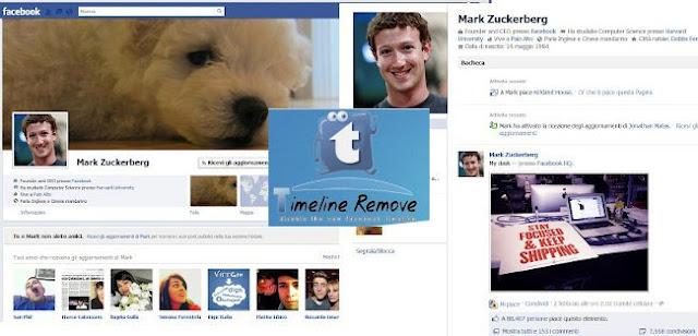 Trucco Visualizzare Facebook con la Vecchia Grafica senza Timeline