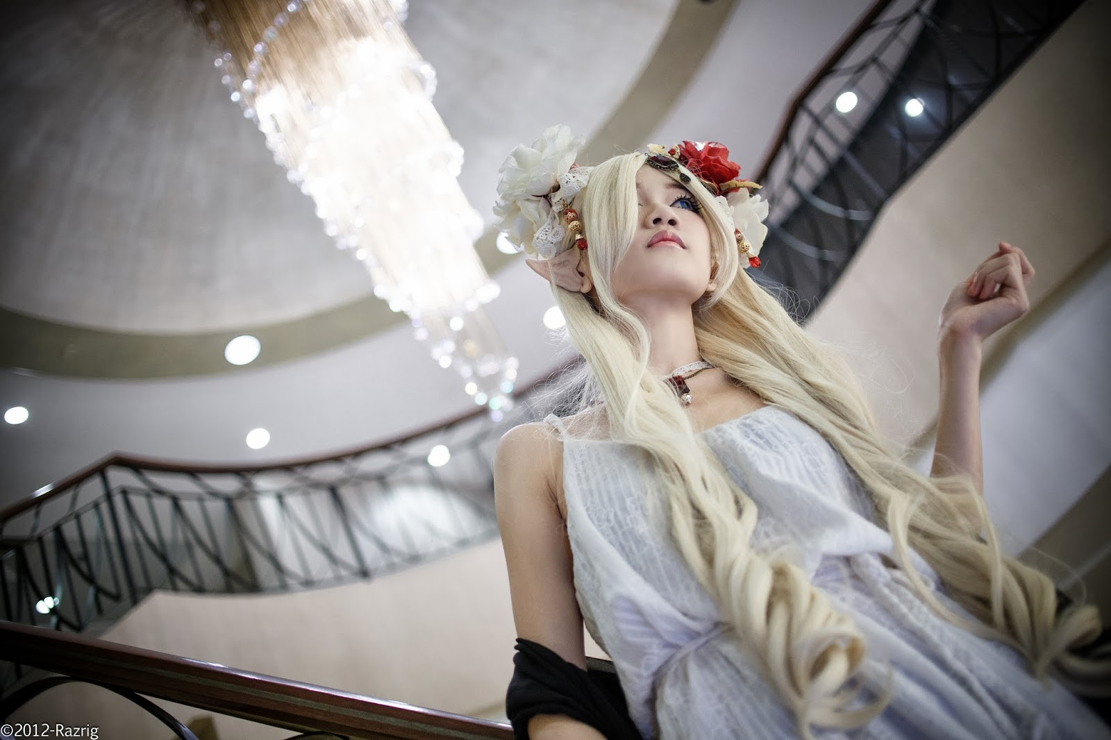 Cosplay: entrvista a Arisa Chow.