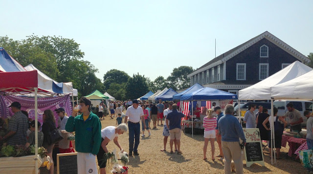 Farmer's Markets Martha's Vineyard