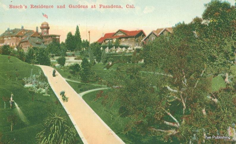 A Look Back at Vintage Los Angeles: Busch\'s Gardens--Orange Grove ...