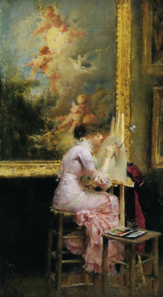 pascal dagnan-bouveret painting
