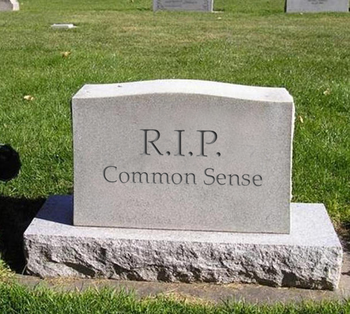 rip common sense 