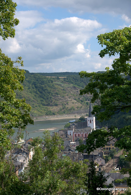 St Goar, UNESCO World Heritage, Germany