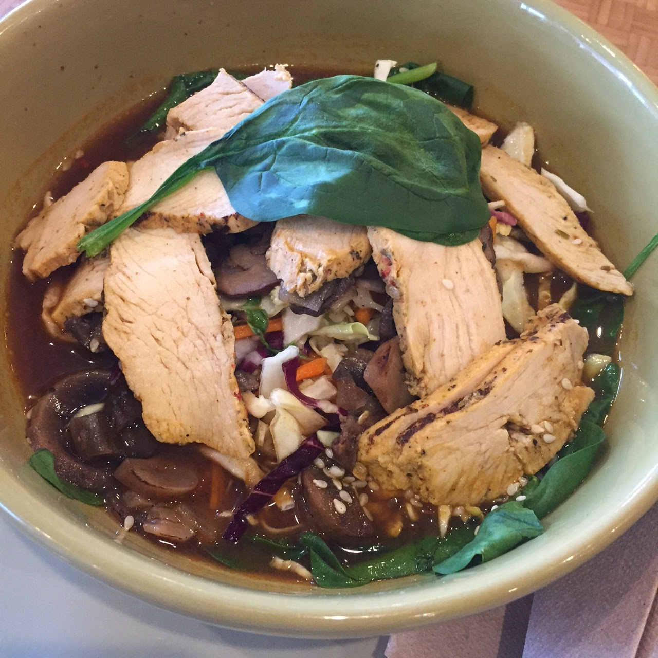Restaurant Review: New Broth Bowls at Panera Bread | The Food Hussy!