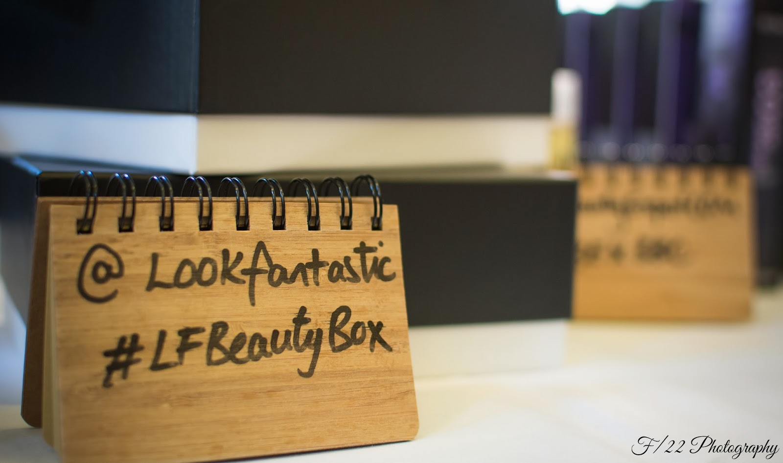Look Fantastic at the Big Blogger Conference London