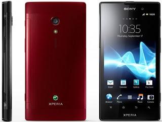 Sony Xperia ion HSPA 3G Smartphone