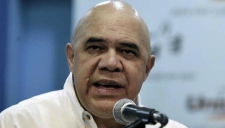 """Jesús """"Chúo"""" Torrealba: Hay que discutir es con el gobierno"""