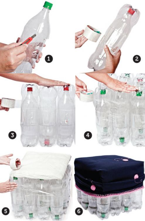 Ideas Con Botellas De Plastico