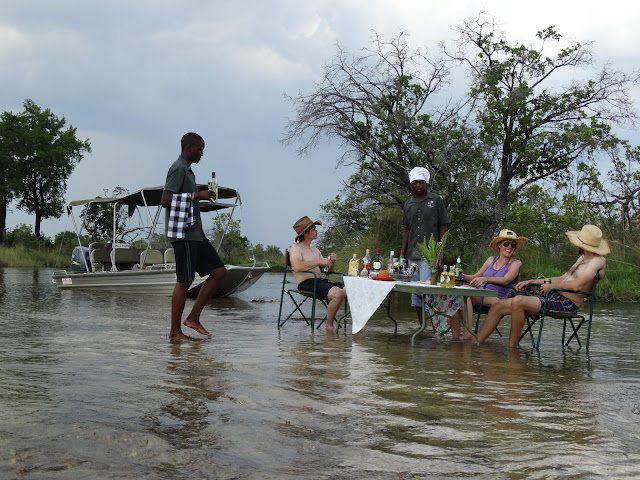 Gcadikwe Island Camp Moremi Game Reserve, Botswana