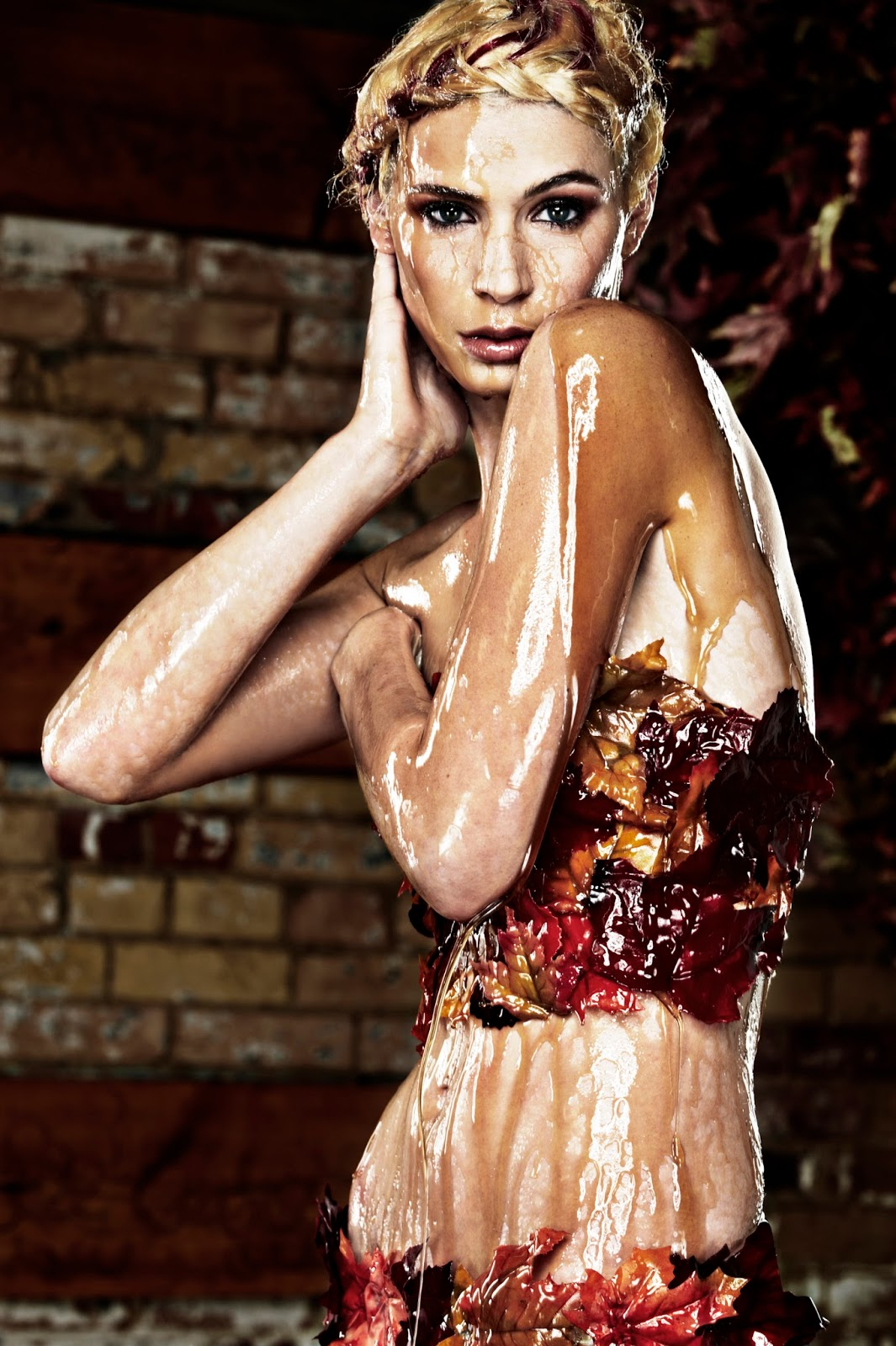 Laura Lafrate Vogue Italia