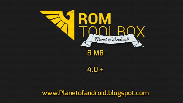 ROM Toolbox Pro v6.0.6.5