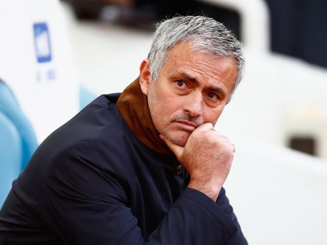 'I feel betrayed' by players, says Jose Mourinho