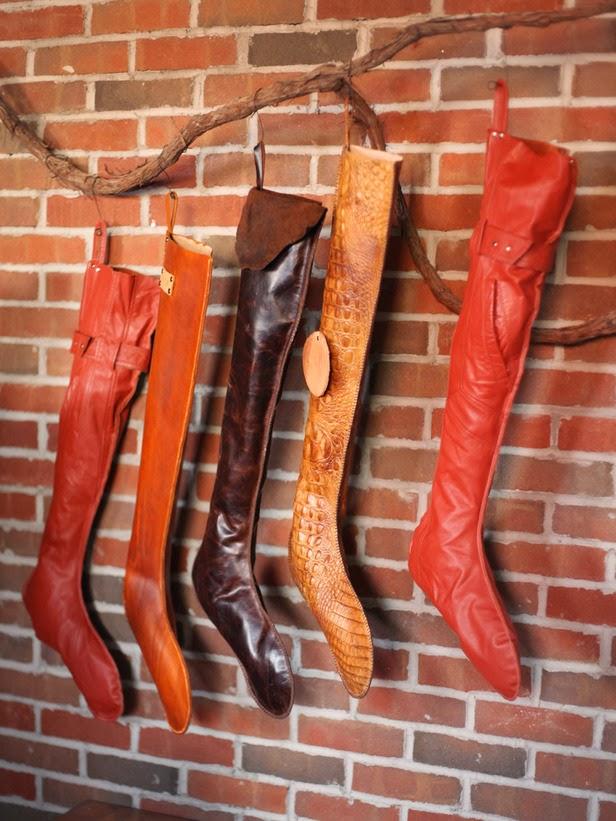 Diy Easy Handmade Christmas Stockings 2013 Ideas From Hgtv