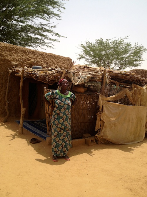 Ramata home #ShareNiger